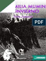 Tove Jansson-La Familia Mumin en Invierno