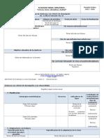 ANA-For-003 Plan de Destrezas Con Criterio de Desempeño