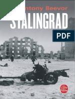 Stalingrad - Anthony Beevor
