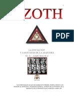 La Iniciacion y Las Etapas de La Alquimia (Joya)