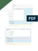 Rta Evaluación álgebra lineal 2016