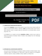 INVESTIGACION EN ARQUITECTURA.pptx