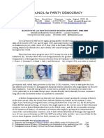 Banknotes & Distinguished Women of History 1980-2008