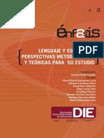 Lenguaje y Educación