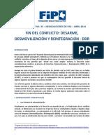 DDR FIP