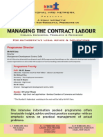 Contract Labour 2016