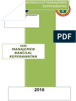 Manajemen Bangsal 2016
