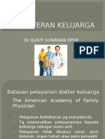 Kedokteran Keluarga