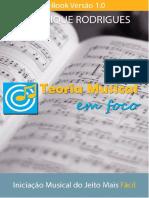 E-Book Teoria Musical