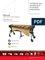 Adams Guide - Manual Artist Concert Solist Vibraphone 1.0