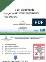 02 JCI Diseño de Sistemas de Refrigeracion Intrisecamente Mas Seguros - IIAR Colombia 2015