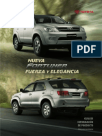 Manual Fortuner 2007-2010