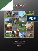Irritrol 2015 Catalog