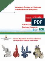 11-3 DANFOSS Talle Valvulas Reguladoras - IIAR Colombia 2015