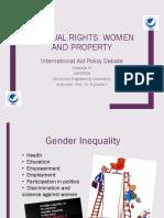 International Aid Policy Debate