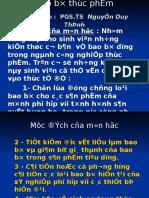Bao Bi Thuc Pham