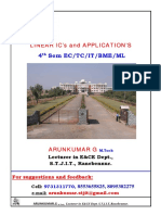 4th Sem LIC 2nd Chapter Notes by Arunkumar.g_ Lecturer in E&C Dept_ S.T.J.I.t_ Ranebennur