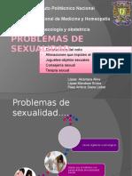 Problemas de Sexualidad