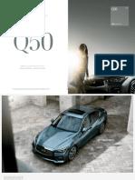 2015 Infiniti Q50 (English)