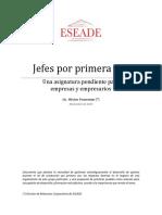 PDF - Jefe Por Primera Vez