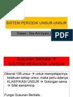 Kd1 6 Sistem Periodik Unsur Unsur.