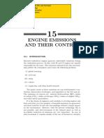 (10)Exhaust Emission
