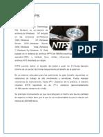 Sistema NTFS