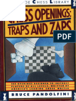 Pandolfini Chess Openings Traps and Zaps 1989 PDF