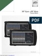 Peavey XR8600 (15 - 17)