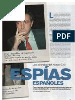 Los Secretos Del Nuevo CNI. Espías Españoles - Eduardo Martí