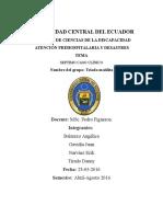 Septimo Caso terapia traumatologica y terapia postquirurgica