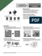 Ds 61804 en Pir Motion Sensor