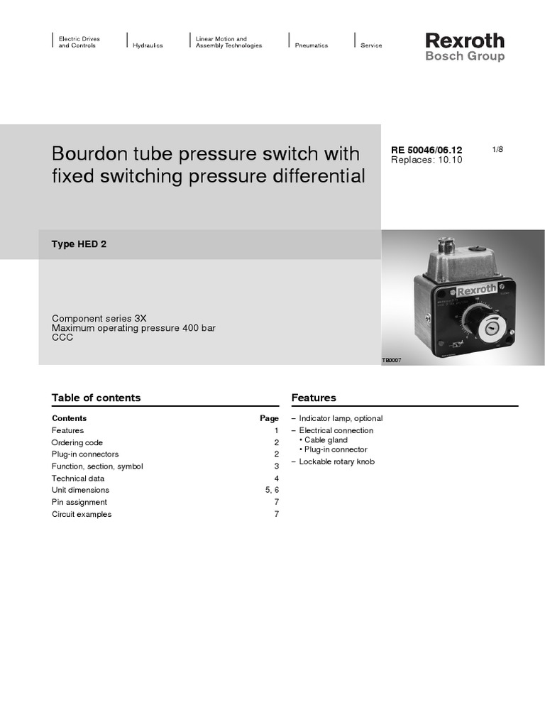 Re 50046 switch pressure measurement biocorpaavc Images
