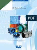 AVK Repair-clamps Brochure