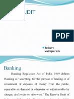 Bank Branch Audit New