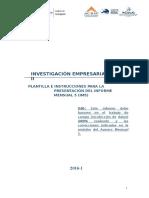 Informe de procesos IM5
