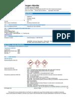 Material Safety Data Sheet Sample