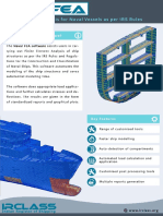 NavalFEA Brochure PDF