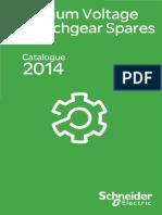HWX Spares Catalogue'2014