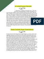 program philosophy-1