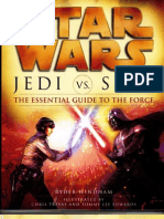 Jedi vs. Sith - The Essential Guide to the Force