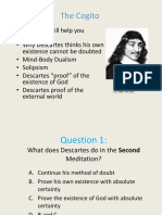 Phil 102 Descartes 2(1)