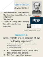 Phil 102 Indeterminism James(1)