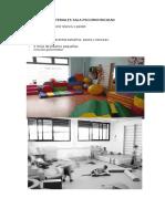 Materiales Sala Psicomotricidad