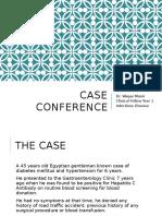 Hepatitis C Case