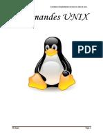 UNIX Commandes