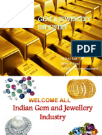 Case Study on Jewellery Industry