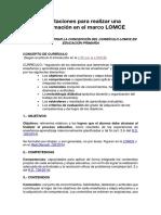 Doc222162 Orientaciones Para Realizar Una Programacion en El Marco LOMCE