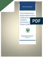 Draft Buku Saku Gadar Psikiatrik Di Fasyankes Primer Edited