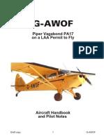 GAWOF Pilot Notes